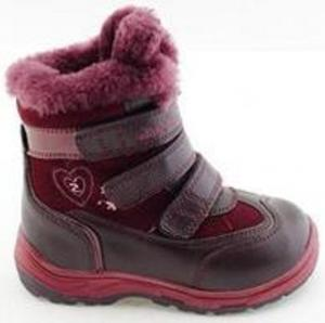 Детская зимняя ортопедическая обувь СУРСИЛ для девочки арт. А43-049