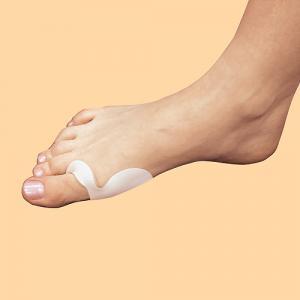 Бурсопротектор гелево-тканевый при вальгусной деформации 1 пальца стопы