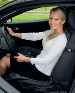 Ортопедический матраc на автомобильное сиденье