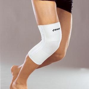 Согревающий бандаж на коленный сустав с ребрами