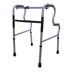 Ходунки для взрослых шагающие, двухуровневые, складные, Х-1С2