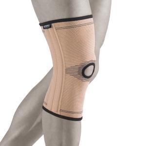 Бандаж на коленный сустав с ребрами жесткости BCK-270