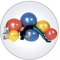 Мяч гимнастический Body ball c BRQ 65 см арт. 90.65