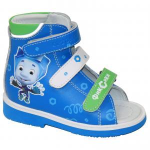 Детская ортопедическая обувь Фиксики арт. 2801