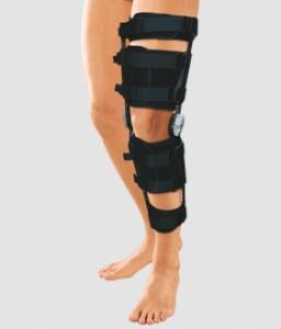 ртез коленного сустава регулируемый с ребрами жесткости арт. HKS-303