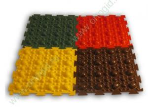 Модульный коврик ОРТО мягкий 8 модулей