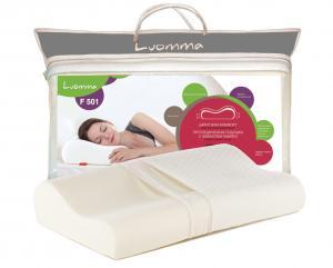 Ортопедическая подушка с эффектом памяти LUMF-501 (10/12)