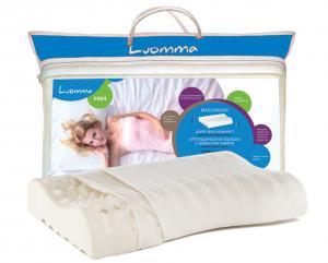 Подушка ортопедическая с массажными элементами LUOMMA F-504 (9/10)