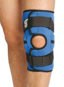 Ортез на коленный сустав с шарнирами, разъемный NKN-149