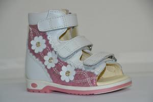 Детская ортопедическая обувь для девочки ОRLIKE  4815619