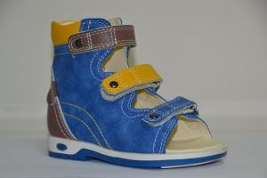 Детская ортопедическая обувь для мальчика ОRLIKE  4815618