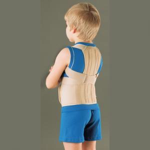 Корректор осанки для детей (2 ребра жесткости)