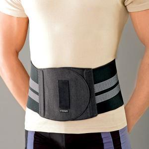 Корсет ортопедический пояснично-крестцовый с массажной подушкой для мужчин