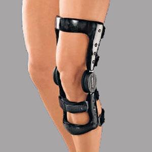 Ортез на коленный сустав (полная фиксация)