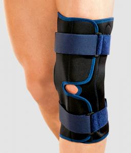 Ортез коленного сустава разъемный с метал. шарнирами арт. RKN-203