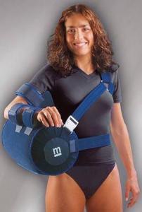 Шина для плеча  подкачиваемая отводящая (10°-60°) medi SAK®