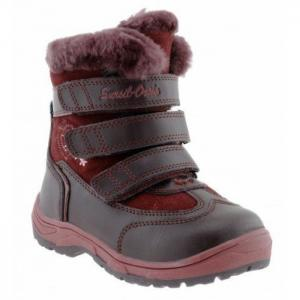 Детская ортопедическая зимняя обувь СУРСИЛ для девочки А43-050