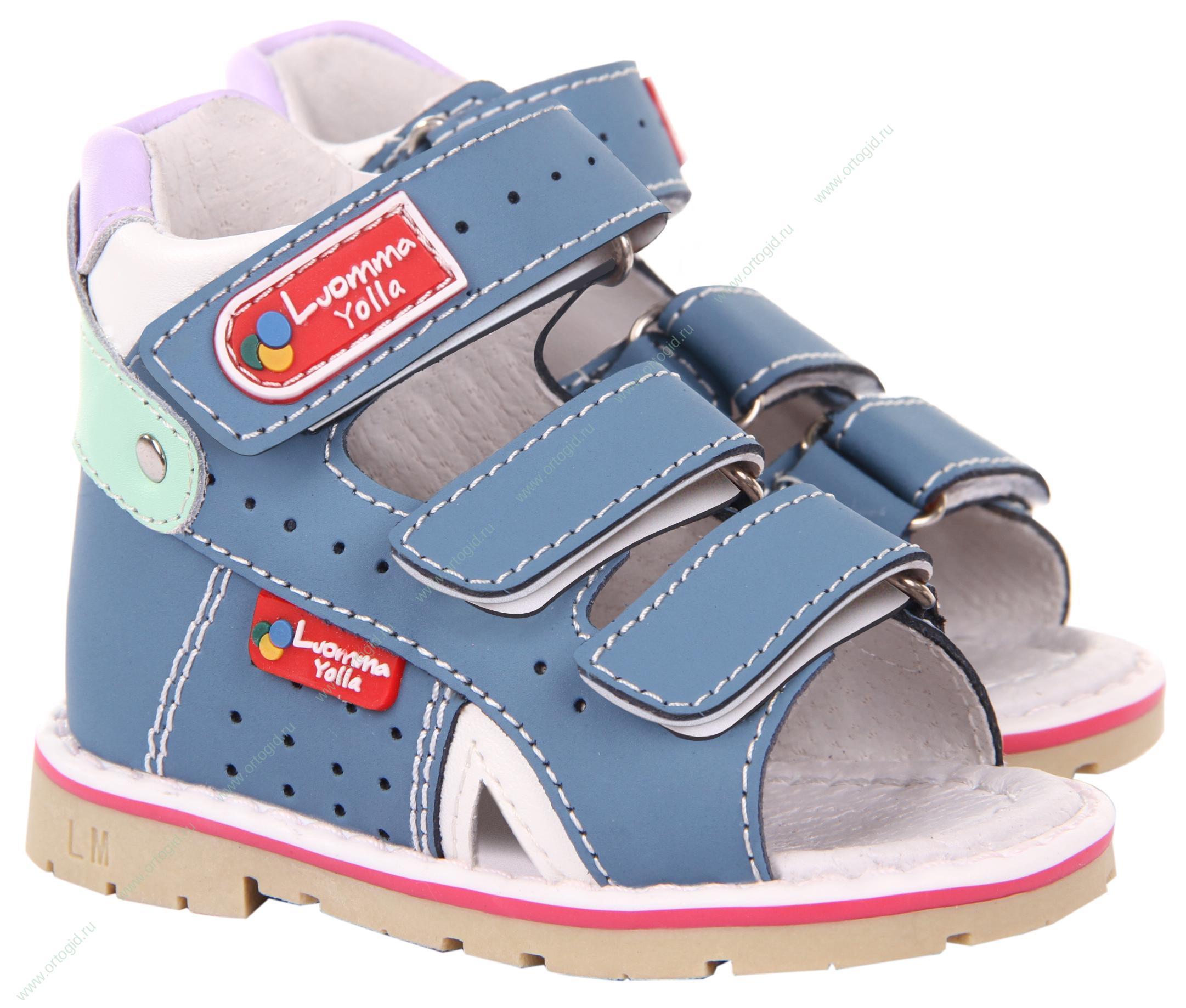 eec4a12d6 Детская ортопедическая обувь LM 101 | Ортопедический салон ОРТОГИД